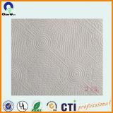 Película del PVC de la oferta de la fábrica para los azulejos laminados PVC del techo del yeso