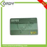 vier Chipkarten Farbenoffsetdrucken Fudan-4K FM11RF32 RFID