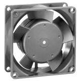 carcaça de alumínio de 80mmx80mmx32mm, ventilador axial plástico do impulsor DC8032