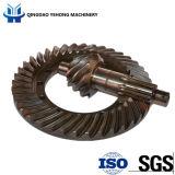 BS5008 8/39는 주문을 받아서 만들어진 트럭 기어 자동 차축 후방 드라이브 차축 나선 비스듬한 기어일 수 있다