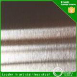 304 отделка сатинировки листа нет 4 нержавеющей стали