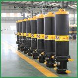 Telescopic de efecto simple Hydraulic Cylinder con Good Price