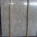 Alibabaの最もよく熱い販売のBosyの灰色の大理石の平板かタイル