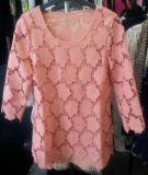 Mode tunique dentelle