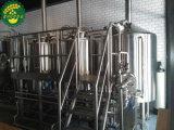 4bbl brouw de Bar Gebruikte Kant en klare Nano Apparatuur van de Micro- Brouwerij van het Bier
