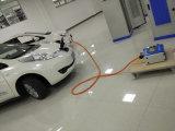Estación de carga rápida del coche eléctrico para la hoja de Nissan