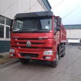 ばねの中断336HP HOWO Sinotruk 6X4ダンプかダンプカートラック