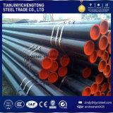 ASTM A105/A106 Gr. B Tubo de aço carbono sem costura com resistentes a altas temperaturas