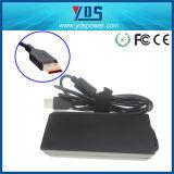 adattatore di corrente alternata Del computer portatile di 20V 3.25A 65W per yoga 3 del USB di Lenovo PRO