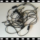 Black Clothing Seal String Plastic (ST009)