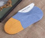 Calcetines del silicón de la nueva cuerda de rosca pesada del estilo del verano del resorte del barco de las mujeres antideslizantes del algodón
