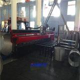 自動血しょうTIGタンクボイラー縦方向の円のシーム溶接機械
