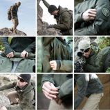 Tactical Men's Outdoor Hunting Camping impermeável militar jaquetas