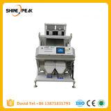 기계장치를 가공하는 커피 콩 CCD 색깔 분류하는 사람 기계 커피