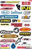 Collant personnalisé de véhicule de vinyle, étiquette de véhicule