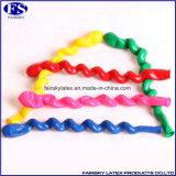 2017 heiße Verkaufs-Spiral Latex Schraube Toy Balloons