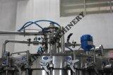 Soda automática carbonatadas Bebidas Máquina de llenado de la botella