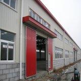 Vorfabriziertes Metallgebäude für Herstellungs-Werkstatt