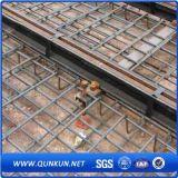 Ampliado galvanizado metal soldado WRIE Mesh para construcción en venta