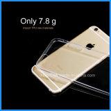 Venta caliente Thin transparente TPU Mobile Case