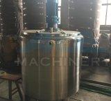 Tanque de mistura sanitário do aço inoxidável com rodas (ACE-JBG-U4)