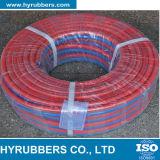 De flexibele Slang van het Lassen van de Slang van de Zuurstof & van het Acetyleen Rubber Tweeling