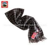 Gitter-Schal-Kaschmir-Kleid-Kamel-Wolle-Strickwaren der Wolle-100%Yak