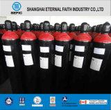 2014継ぎ目が無い鋼鉄高圧二酸化炭素シリンダー(ISO9809 219-40-150)