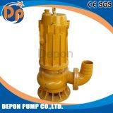Não-Obstruir a bomba submergível da água de esgoto centrífuga da água Waste (WQ)