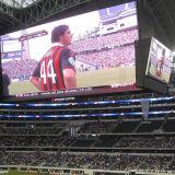 Visualizzazione di LED esterna di colore completo di Waterprooof di gioco del calcio P20 di pubblicità