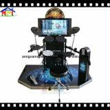 Baterista elétrico da máquina de jogo da música para o centro de jogo interno