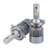 Ce Certificado ISO RoHS alta la luz de cruce H4 Auto faros LED