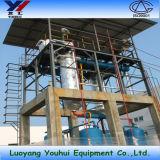 Используется моторное масло вакуумной дистилляции машины (YH-MO-50L)