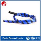 Spirale en PVC renforcé de l'extrudeuse du tuyau flexible d'aspiration