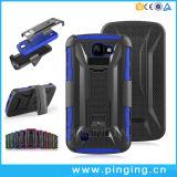Etui de transport à usage intensif pour LG K3/LS450 avec clip de ceinture