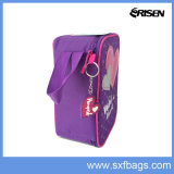 Hot Selling PEVA Doublure Folding Insulated Cooler Bag