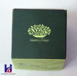 Cosméticos de impresión en color cartón de embalaje caja de embalaje de regalo