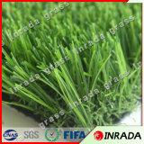 Трава наградного футбольного поля оптовой цены Китая искусственная