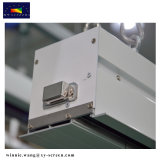 Tela embutida motorizada/100 polegada no tecto e ecrãs de projecção eléctrico