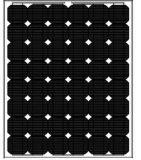 Hoher Leistungsfähigkeit TUV-Iec-CER RoHS zugelassener 200W Q-Zellen MonosolarPanel/PV Sonnenkollektor/Solarmodul (SYFD200-cells)