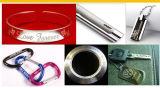 Fiber lasermarkeermachines voor Metal Marking Logo