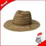 Chapéu de chapéu de chapéu Chapéu de palha Chapéu de palha Chapéu