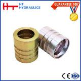 virola hidráulica do encaixe de mangueira do aço de carbono da virola 1sn 00110