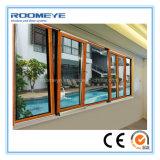 Roomeye gebrochenes Brücken-Drehung-und Neigung-Aluminiumflügelfenster-Aluminiumfenster (RMTTW-10)