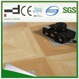 Mittlere lamellierter Bodenbelag der Prägung-Parkett-Ausgangsdekoration-V Faltenbildung
