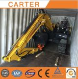Excavador hidráulico caliente de la retroexcavadora de las ventas CT60-8b (6tons)