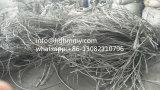 Desecho de aluminio del alambre