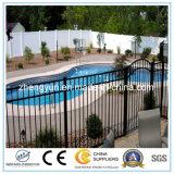 Clôture en piscine galvanisée ou en poudre