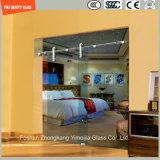 Vidro Tempered ajustável do frame 6-12 do aço inoxidável & do alumínio que desliza o quarto de chuveiro simples, cerco do chuveiro, cabine do chuveiro, banheiro, tela de chuveiro