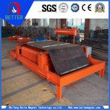 Rcdf 고품질 시멘트 광업 또는 철 광석 또는 석탄을%s 자동 세척 자석 철 분리기 플랜트